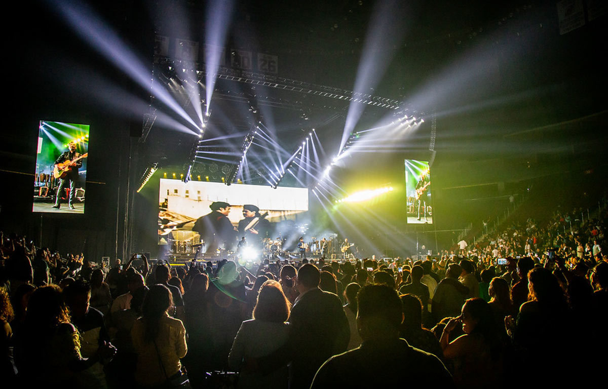 Alejandro Fernández ROMPIENDO FRONTERAS TOUR 2018 Prudential Center Newark, NJ