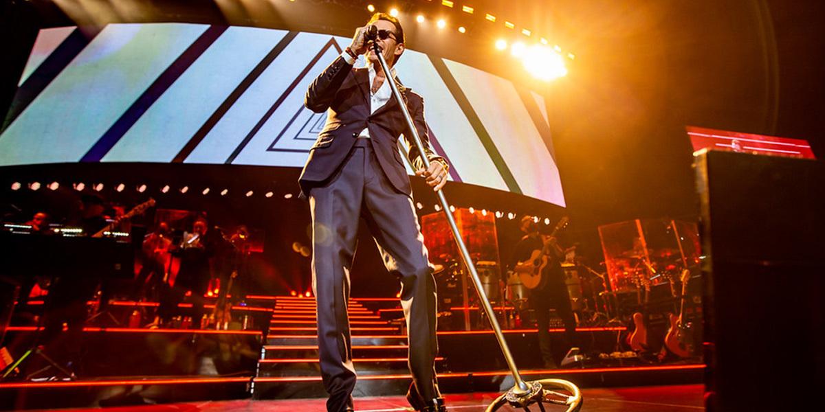 Marc Anthony Legacy TourPrudential Center Newark, NJ